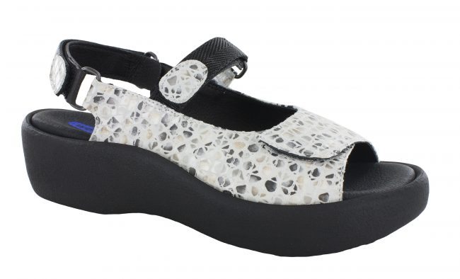 Nobile Shoes   WOLKY Jewel Marble Print